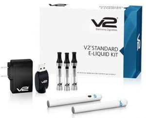 V2 Cigs Standard E-Liquid Kit