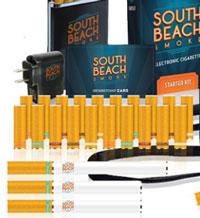 South Beach Smoke e-cig starter kit