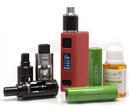 Vaporfi Vex 150 bundle kit